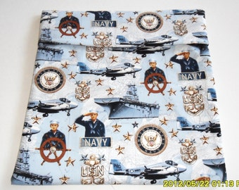 US Navy Ice Pack Cover/Hot Water Bottle Cover/Hot Pad