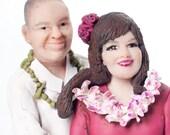 Custom Wedding Sculpture - Vow Renewal Final Payment RESERVED