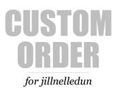 CUSTOM ORDER for jillnelledun - DIY Water Bottle Labels