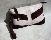 Sydney Clutch, Pink and Purple