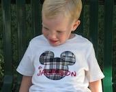 Disney's Mickey Mouse Boys Shirt/Size 2t - 6