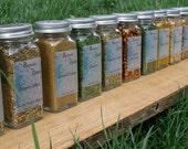 Make Your Own 4 Spice Kit