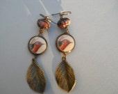 Round Robin Earrings