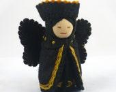 Black Butterfly Fairy Queen by Alkelda