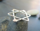 Magen David - Sterling Silver Pendant Handmade From Israel