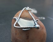 Magen David - Sterling Silver Pendant Handmade From Israel
