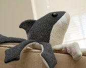 Sharktoplush - Small Sharktopus - Made to order
