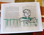 Tom Sawyer LitKids Print