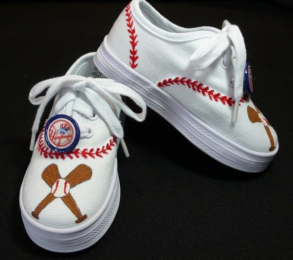 items similar to baseball canvas lace up shoes on etsy
