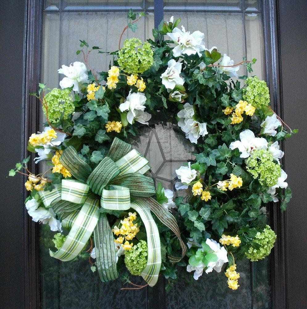 St. Patrick's Day Kiss Me I'm Irish Door Hanger Door  |Ireland Door Decorations