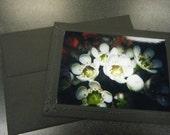 Ordinary Flower Photo Card