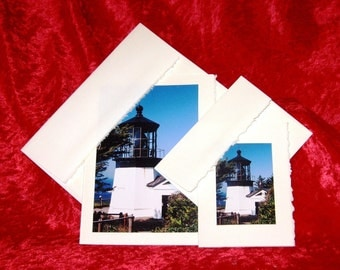 Souvenir Variety Set - At Home In Oregon - 12 Blank Photo Notecards