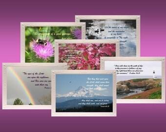 Scripture Print Note Cards-2