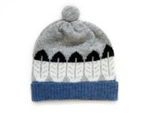 CHEYENNE HAT (Grey and Blue)