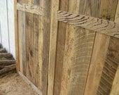 Erin - Barnwood Door(Handmade)