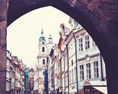 Prague Arch - 5x7 fine art print - travel photograph