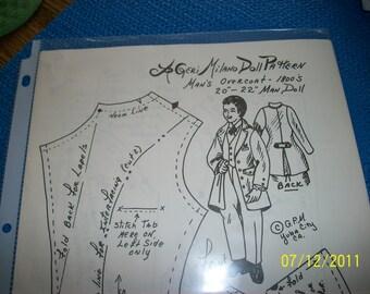 Geri Milano Gone with the Wind  Rhett Butler suit
