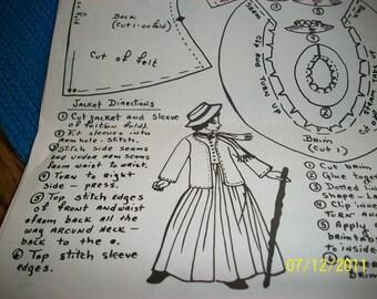 Geri Milano Harriett Tubman Pattern