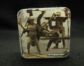 Army Men Paperweight