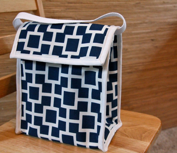 Reusable Insulated Lunch Bag