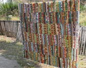 African Quilt - Colors of Africa no. 1