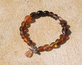 Fall Sunset Inspired Bracelet