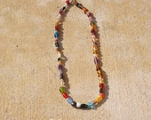 Sweet and Delightful Glass Bead Necklace nO. 5