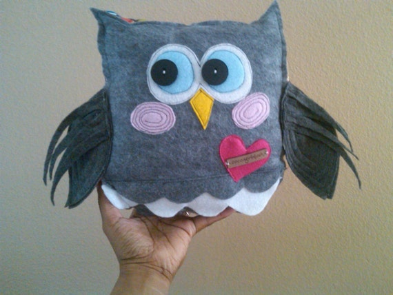 Https Www Etsy Com Listing 98695217 The Love Owl A Home Decor Accent Piece