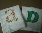 Set of 2 - Personalized Dish Towels