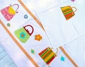 Applique kids bedding set for kids-Shopping-twin-duvet cover w/ pillow case