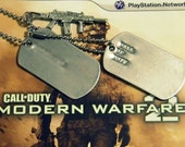 Call of Duty Custom Dog Tags