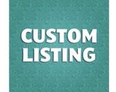 Custom Listing For Yeni - 3 hours Wordpress theme customization