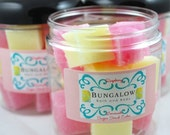 Raspberry Lemonade Sugar Scrub Cubes - 8oz Jar