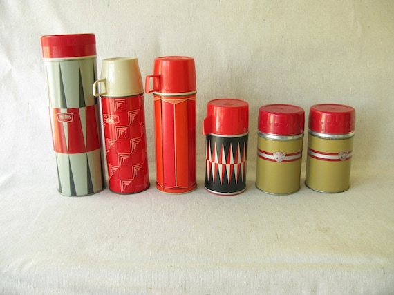 RESERVED FOR KERRY Vintage Thermos Your Choice