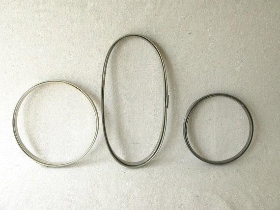 Metal Embroidery Hoops