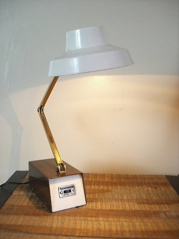 Vintage Tensor Adjustable Desk Lamp