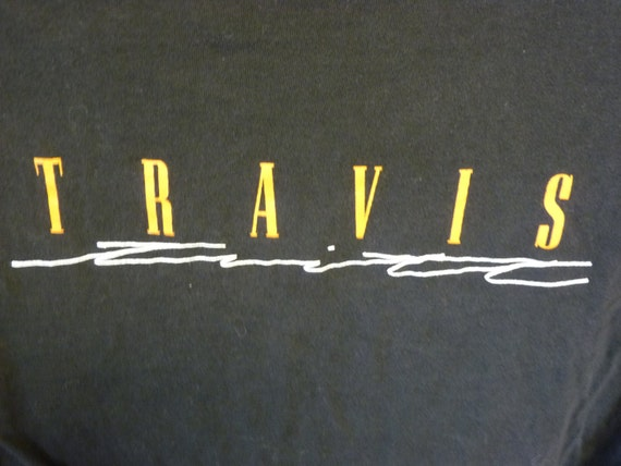 Old School Vintage Travis Tritt 1992 Tshirt country music tee shirt