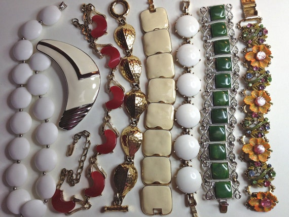 Fun Vintage Jewelry Lot