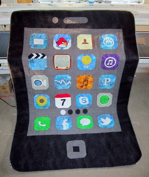 Smartphone IQuilt - Twin  Bed