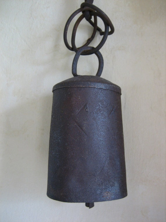 Antique Hanging Cow Bell