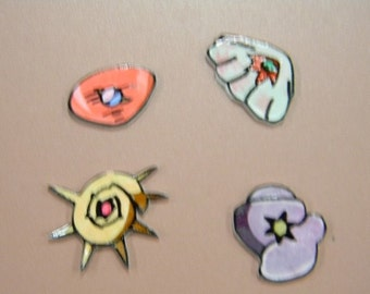 Pokemon Orange Islands Badges