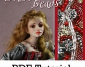 How to Bead a Doll's Dress Pdf Tutorial Downlodable