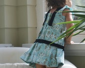 Elsie drop-waist dress Size 12m-4T