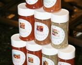 Spice Sampler (set of 3 jars)
