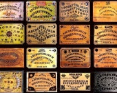 Vintage Ouija Boards - Digital Collage Sheet