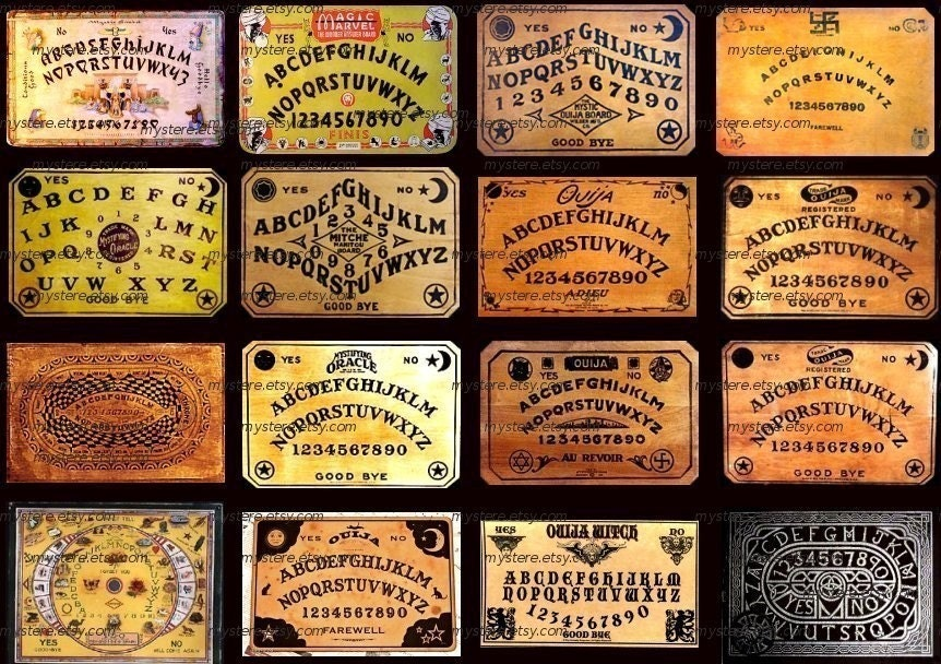 Popular items for vintage ouija board on Etsy