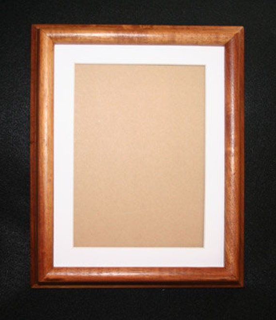 Hawaiian Koa Wood Picture Frame