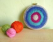 mini granny hoop