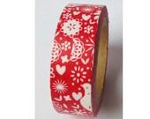 Multi-use Adhesive Diy Japanese Washi Masking Tape - fancy 10m
