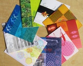 Feng Shui Greeting Cards - a full set of 9 cards